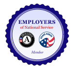 Employers of National Service Member Seal