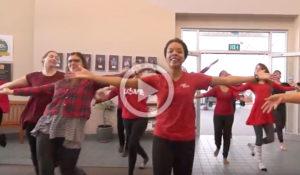 One Billion Rising Antioch University New England 2016