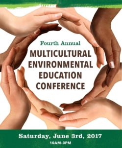 Multicultural Environmental Education Conference advertisement