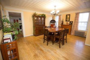 105 S Winchester st dining