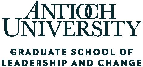 Offered by Antioch University Graduate School of Leadership & Change